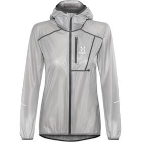 Haglöfs L.I.M Bield Jacket Women Stone Grey